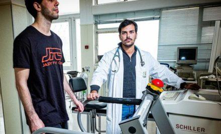 Médicos fazem exames desportivos à pressão e a troco de 2,3 euros por consulta